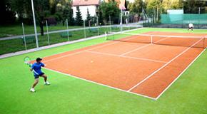 Korty Tenisowe - Sport MyÅ›lenice